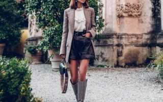 Популярные стили одежды