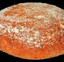 Кукурузный хлеб при диете