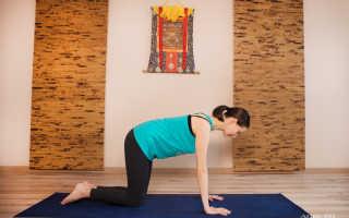 Йога для беременных упражнения 3 триместр