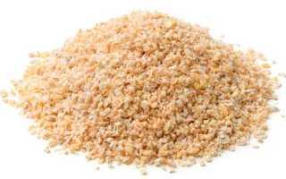 Ячневая каша витамины