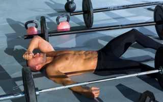 Упражнения для восстановления мышц