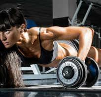 Персональные тренировки в тренажерном зале для женщин
