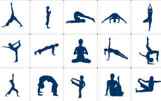 Йога для подтяжки груди