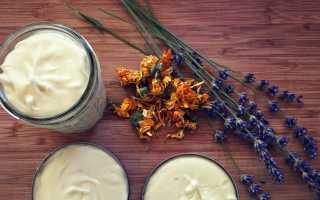 Как сделать крем от морщин