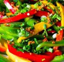 Калорийность салатов с майонезом таблица