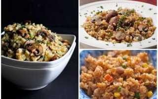 Рецепт приготовления бурого риса от юлии высоцкой
