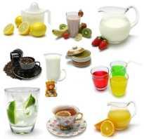 Выход из питьевой диеты на 3 дня