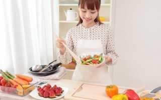Корейская диета на 13 дней
