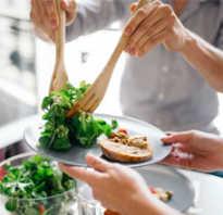 Еда для похудения в домашних условиях