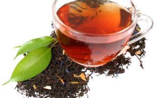 Черный чай противопоказания к применению