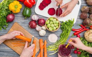С чего начинать вегетарианство