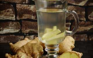 Чай с имбирем как правильно готовить