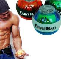 Тренажер для кистей рук powerball