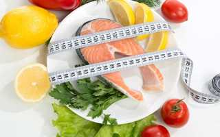 Жареная рыба при диете
