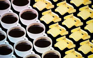 Буллетпруф кофе рецепт
