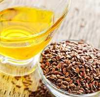 Льняное масло при похудении отзывы