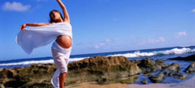 Можно ли прыгать при беременности