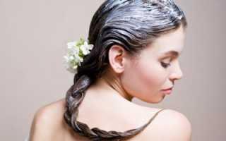 Сочетание витаминов в масках для волос