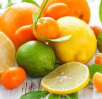 Продукты содержащие витамин ц