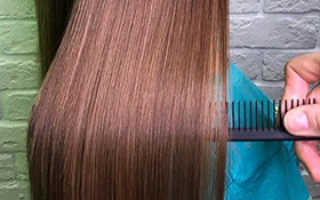 Пластика волос отзывы