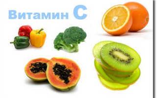 Витамин с для чего нужен организму