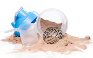 Спортивное питание протеин как принимать