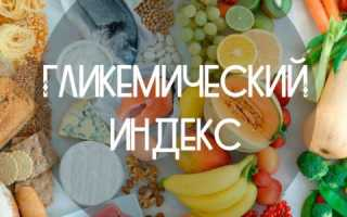 Ги продуктов для диабетиков