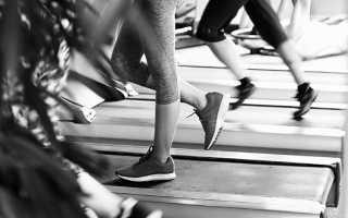 Обувь для сцепления с беговой дорожкой