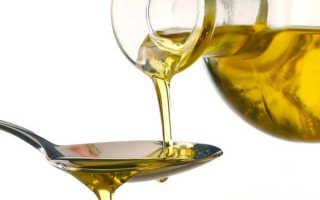 Оливковое масло для очищения организма