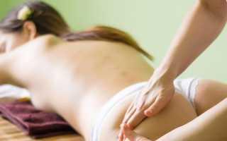 Подготовка к антицеллюлитному массажу