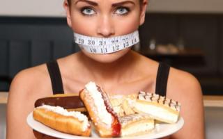 Психология переедания как избавиться