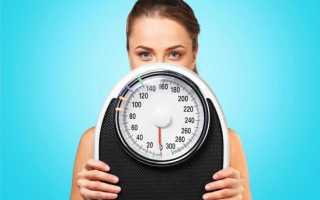Рост и вес таблица для женщин