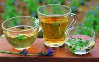 Чай для похудения своими руками
