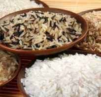 Очищение рисом 5 банок