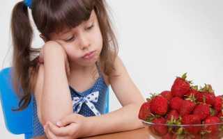 Диета при псевдоаллергии