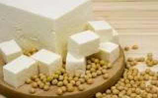 Диета на тофу
