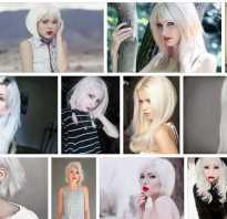 Сонник белый цвет волос