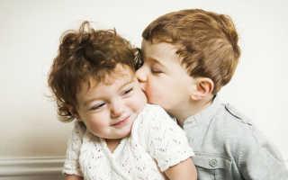 Первая любовь в каком возрасте