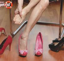 Как растянуть обувь если жмет палец