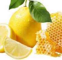 Мед с лимоном натощак рецепт