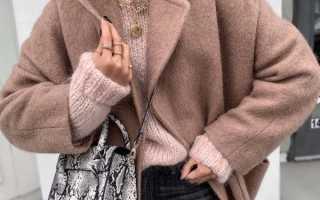 Новинки зимней одежды для женщин