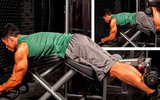Тренажеры на группы мышц