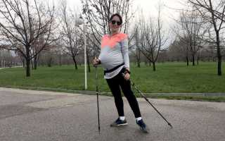 Норма шагов в день для беременных