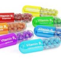 Витамины группы в в таблетках для волос