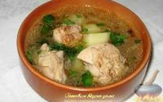 Рецепт горячих азербайджанских блюд