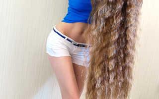 Хочу отрастить волосы