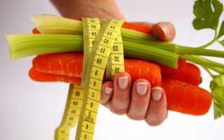 Как похудеть в домашних условиях меню