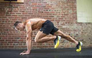 Силовые упражнения для мужчин в домашних условиях