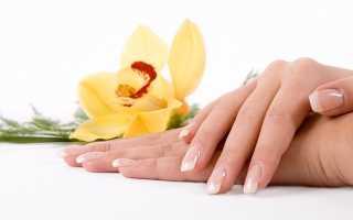 Какой витамин для роста ногтей