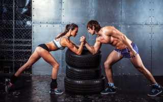 Силовой тренинг упражнения